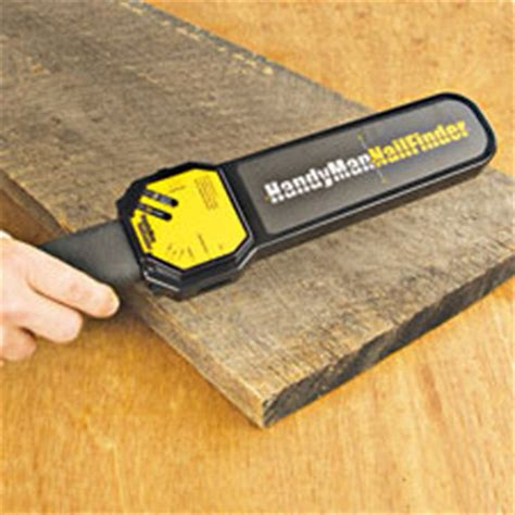 metal detector for woodworking handyman nailfinder metal detector held metal detector
