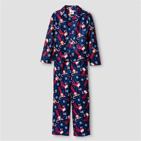 Shelf Pajamas by Boys On The Shelf 174 Pajama Set Blue Ebay