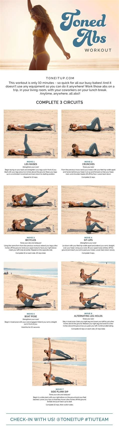 best 25 toned abs ideas on best workouts hiit workouts abs and workouts