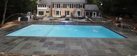 bluestone pavers pool pavers patio deck  patio