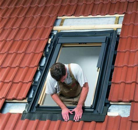 velux rollladen einbau einbau velux dachfenster dachmax