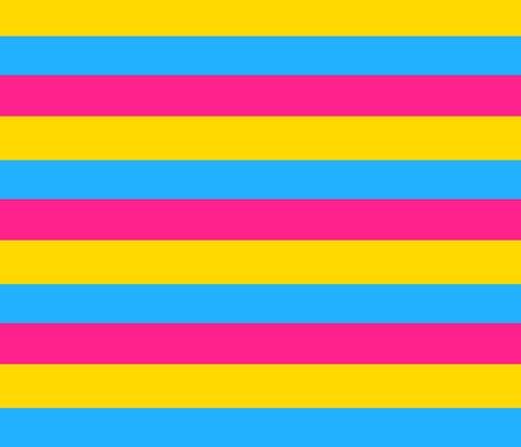pansexual flag sm fabric nikkibaldwin spoonflower