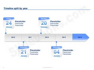timeline template in powerpoint 2010 timelines calendars in powerpoint