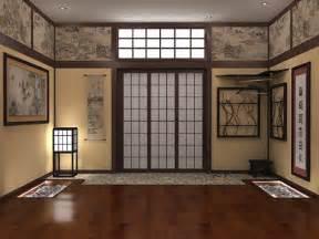 Oriental Room Dividers - japanese style bedroom