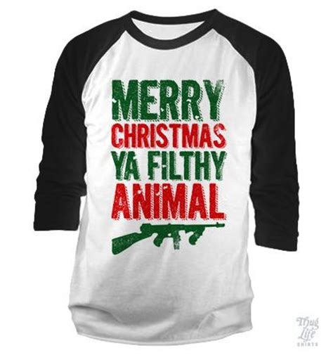 images of merry christmas you filthy animal holiday brooklyn backroom