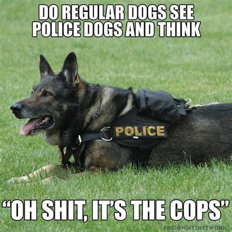 Police Meme - police dogs memes