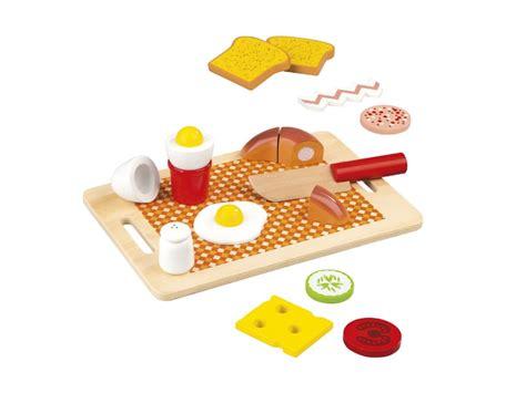Kitchen Ideas playtive junior wooden food toy set lidl great britain