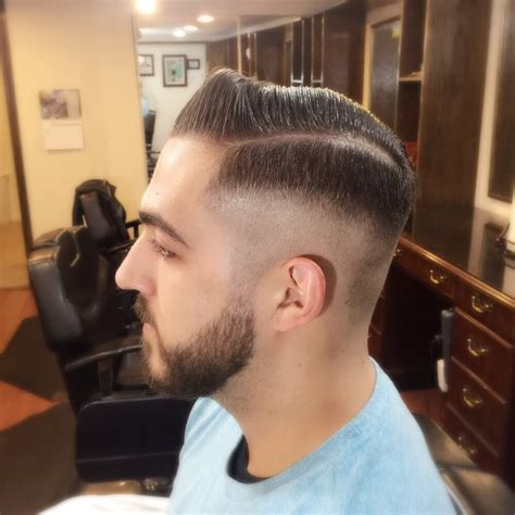 what length of hair for comb over 74 comb over fade haircut designs styles ideas