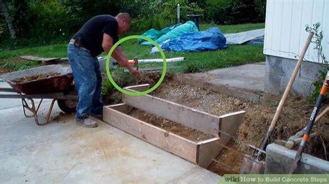 image result  concrete steps   side door