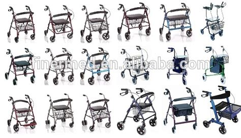 Gold Product Walker Walking Aid aluminum walking aid for disabled buy walking aids for