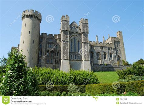 Royal Palace Floor Plans by Arundel Castle Stock Image Image Of Fort Garden