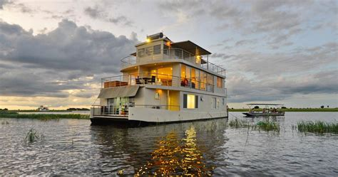 princess boat cruise chobe princess boat cruise in chobe national park