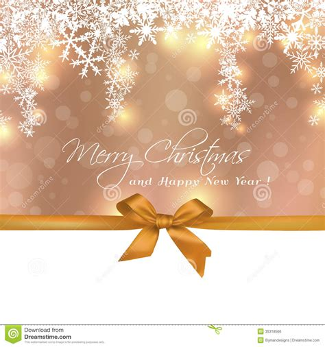 Christmas Gift Greeting Cards - merry christmas cute gift greeting card royalty free stock image image 35318566