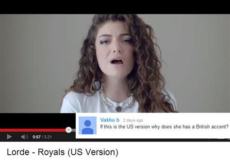 Lorde Meme - moreee hilarious youtube comments 22 pics