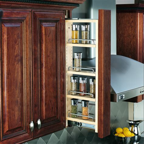 kitchen cabinet filler 3 quot wall filler pullout with adjustable shelves