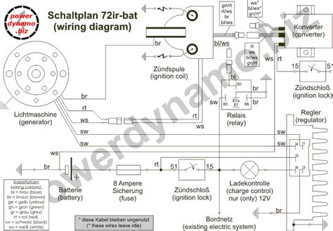 dynastart wiring diagram simple circuit diagram wiring