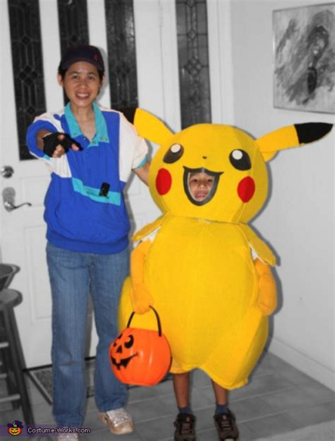 pikachu costume pikachu and ash costumes for