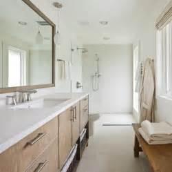 Tall Skinny Glass Vases Mercer Island Residence Modern Bathroom Seattle By