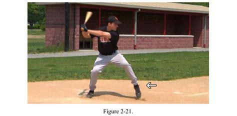 baseball swing load beginning of the baseball timing step load phase swing