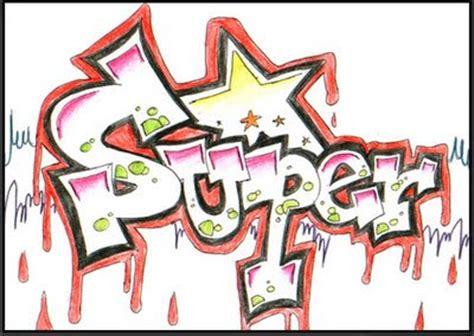 awake graffiti graffiti tags design alphabet letters  paper