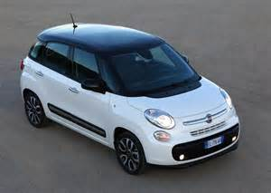 How Much Is A Fiat 500l Sport Car Garage Fiat 500l 2013