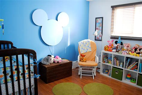Mickey Mouse Nursery Decor Sammy S Disney School Diy Nursery Project Nursery