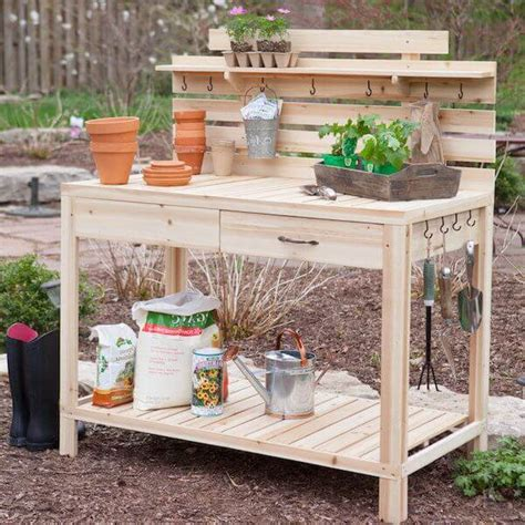 potting bench world market 5 reasons your garden spigot will love a water wigot