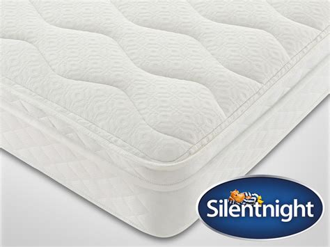 Solar Mattress by Silentnight Prestige Miracoil Cushion Top King Size