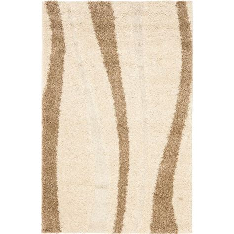 safavieh florida shag rug safavieh florida shag brown 4 ft x 6 ft area rug sg451 1128 4 the home depot