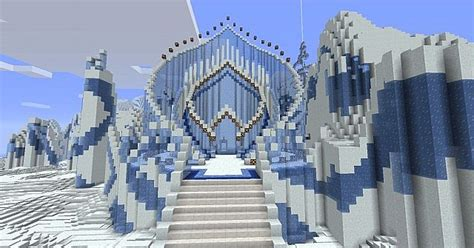 ice city ice city project minecraft project
