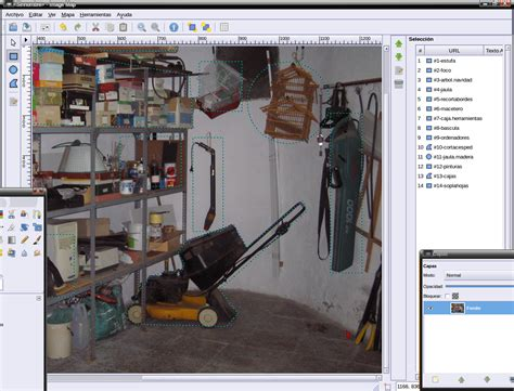mapear imagenes html zabila c 243 mo mapear una imagen con gimp para que cuando