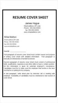 Cover Page For Resumes General Resume 187 Cover Page Resume Cover Letter And