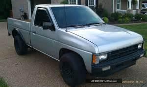 1988 Nissan D21 1988 Nissan D21 Base Hardbody 2 Door 2 4l 5spd
