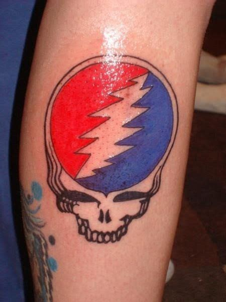 grateful dead tattoo designs thebest designs grateful dead tattoos tatts
