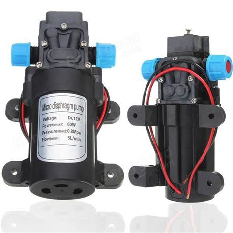 Sale United Pompa Mini dc 12v 60w motor high pressure micro diaphragm water self
