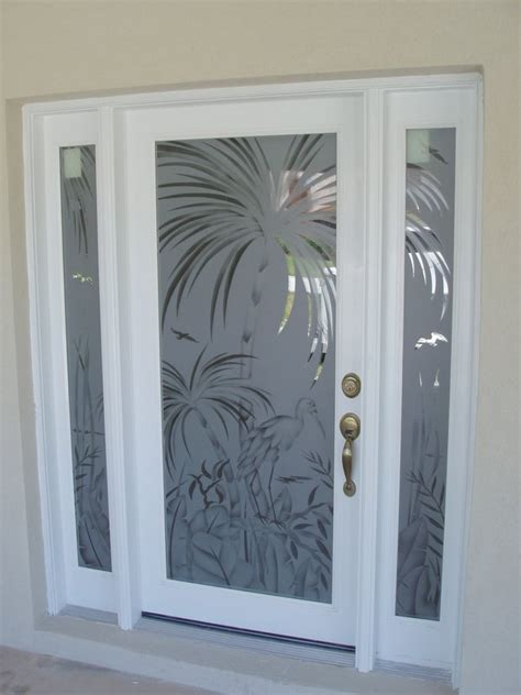 Etched Glass Custom Glass Etching And Frosted Window Etched Glass Door Decals