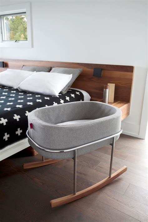 design milk bassinet your baby s first really cool bed design milk
