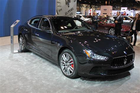 all black maserati 2017 what maserati vehicles are at the 2017 chicago auto show