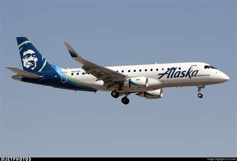 n631qx embraer 170 200lr alaska airlines horizon air liu chen jetphotos