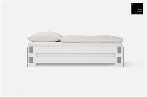 matratze ohne lattenrost designwebstore tagedieb stapeliege wei 223 90 x 200cm