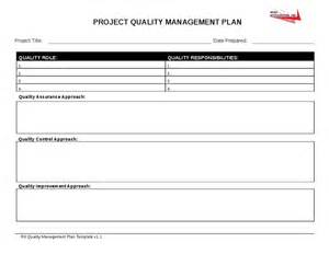 project quality management plan hashdoc