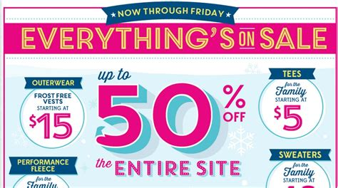 old navy coupons black friday old navy black friday deals are live online 50 off