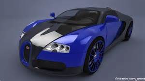 Bugatti Veyron Blue Bugatti Veyron Blue By Axel Redfield On Deviantart