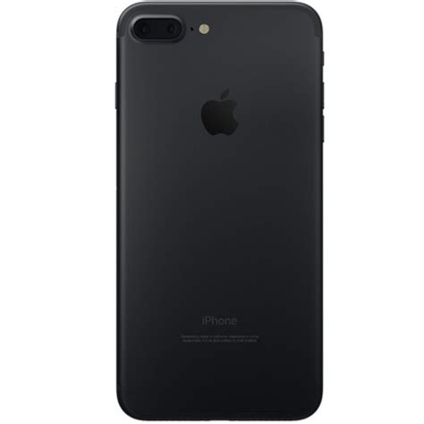 apple iphone 7 plus 128gb black azfon ae