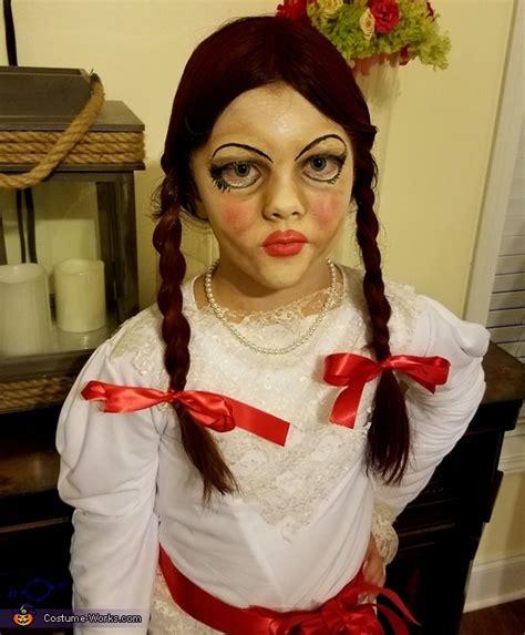 annabelle doll dress the annabelle doll s costume