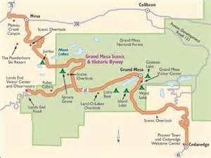 colorado scenic drive grand mesa scenic byway howstuffworks