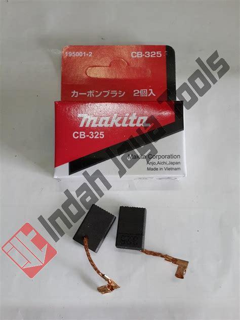 Cb 021 Carbon Brush Bostel Arang Sepul For Hitachi jual carbon brush 325 makita sepul bostel arang cb 325