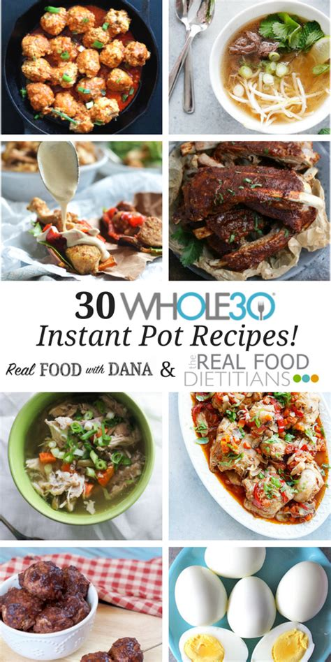 30 whole30 instant pot recipes real food with