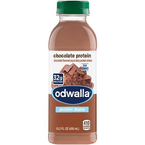 protein juice drink odwalla juice protein drink chocolate 15 2 oz resnick