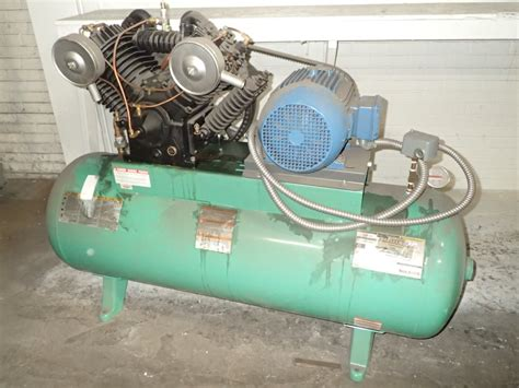eaton 5z361a air compressor 284862 for sale used